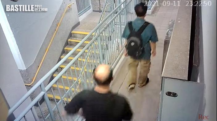 兩中年漢連續2晚南山邨徘徊 居民憂踩綫圖爆竊籲警覺