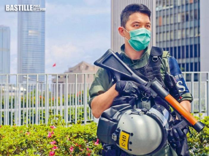 特務警察擴充至逾千人 料延至明年助警隊應付回歸25周年大型活動