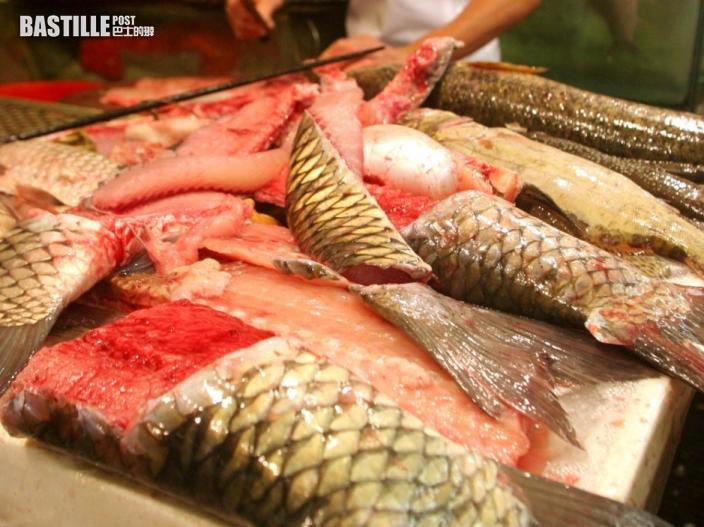 將軍澳一間超巿鯇魚被驗出孔雀石綠