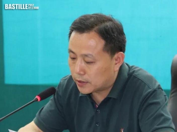 疑用「滾」回覆短訊 平山縣委政法委書記尹惠強被停職調查
