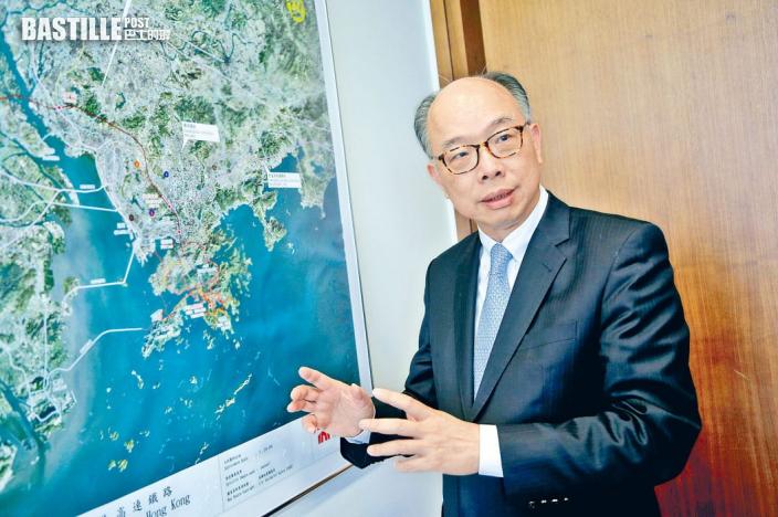 陳帆:多式聯運鞏固港航運優勢