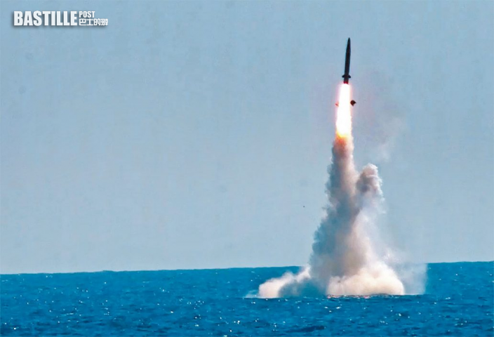 兩韓同日射導彈 掀軍備競賽