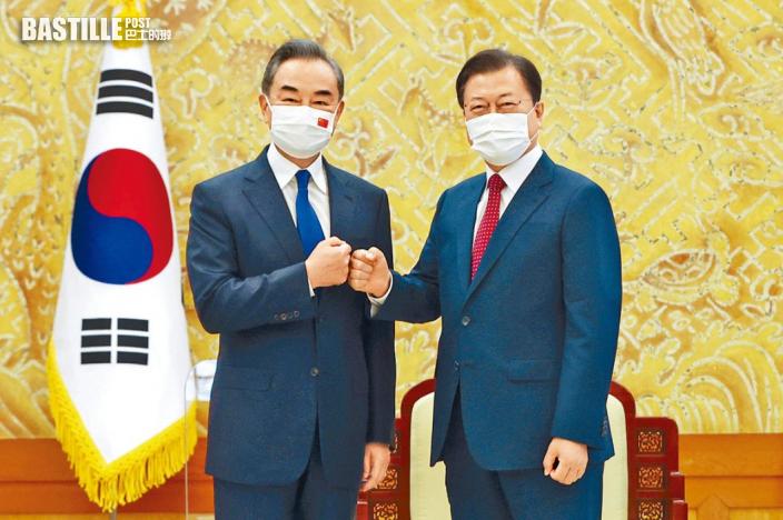 適逢王毅訪南韓 平壤意圖難測