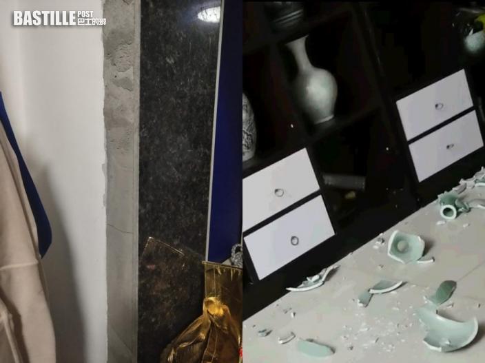 四川瀘州26歲孕婦被地震「搖醒」速逃 返家後驚見一片狼藉