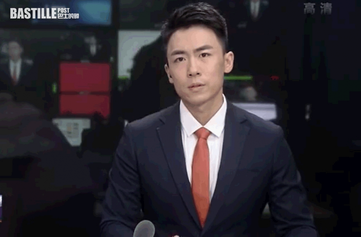 杭州新聞聯播提詞器失靈 男主播黑面不懂應變捱轟