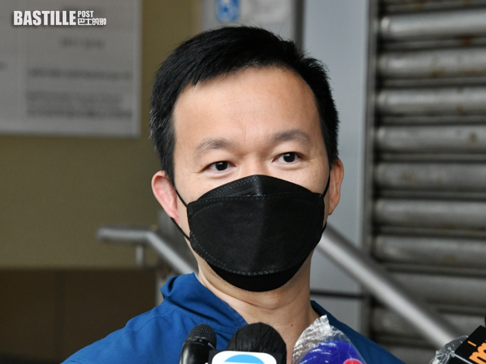 初選案|「慢必」陳志全申保釋獲批 官相信不會繼續危害國安