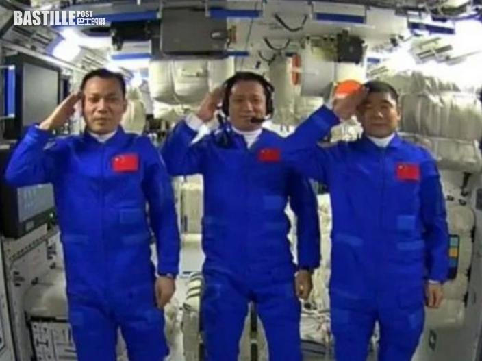 神舟十二號與天和核心艙成功分離 3太空人明日返回地球