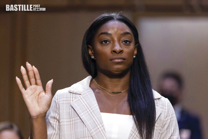美國體操女將到國會作證 控FBI查淫醫失職感被出賣