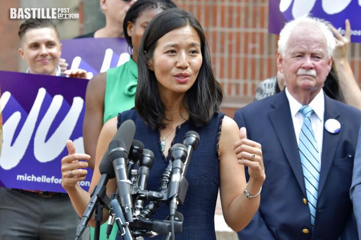 波士頓11月將選出史上首名女市長 台裔女議員為大熱門