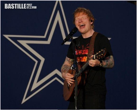 Ed Sheeran批美舉行頒獎禮可怕 歌手競爭氣氛差充滿敵意