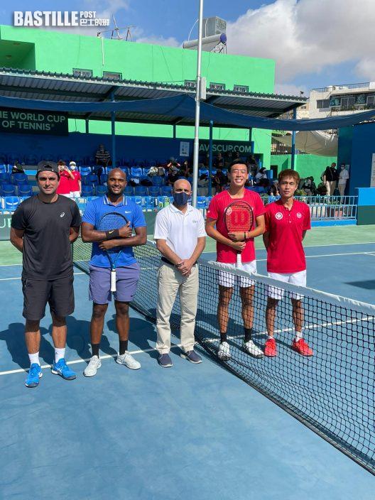 網球|黃澤林再登場 港隊台維斯盃第三組出綫