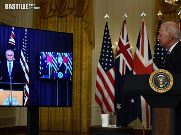 拜登又疑似失憶 記者會上呼澳洲總理「這傢伙」