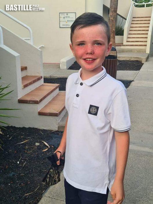 英9歲童仿抖音挑戰吞磁珠險死 4小時手術切腸保命