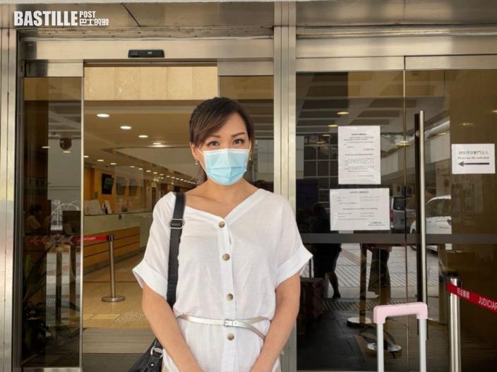 「空姐牛肉飯」老闆娘控告港台及梁家榮遭拒提上訴 官擇日頒判詞