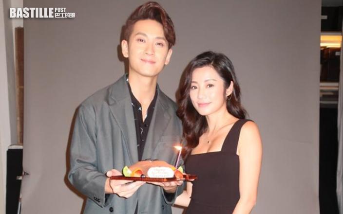 藍杰收胸肌蛋糕預祝32歲生日 望楊柳青帶挈進軍荷里活