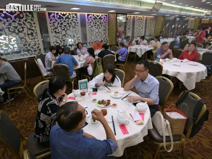中秋訂座率達9成C及D類食肆急增至近千間