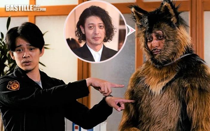 小田切讓留家抗疫撰《奧利佛是狗》 首次編劇及執導化身警犬圓夢
