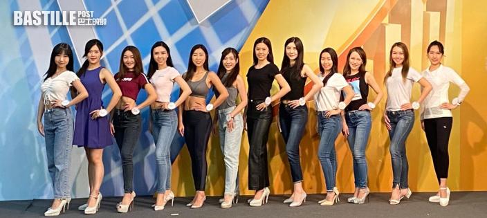 亞姐香港區決賽下周舉行 6陳美濤14仇澤華受訓表現最佳