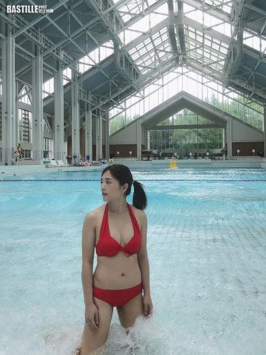李亦喬減肥成功仍缺自信 分享外地三點式泳照滿足好友