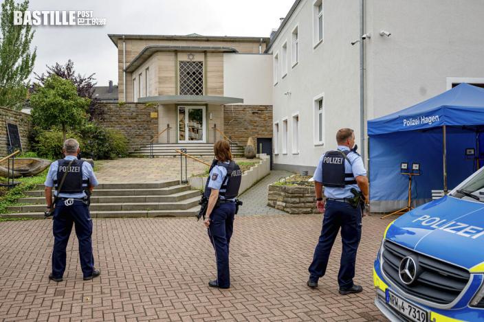 德警拘16歲敍利亞少年 涉策畫猶太教堂恐襲