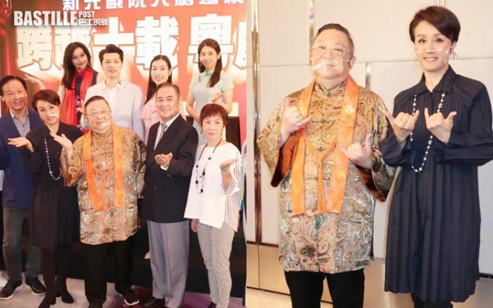 蓋鳴暉嘆演出粵劇場地限制多 新光戲院獲業主續租3年