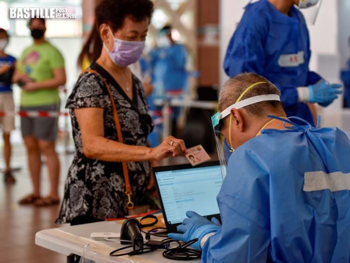 新加坡單日增1009人確診 創去年4月底以來新高
