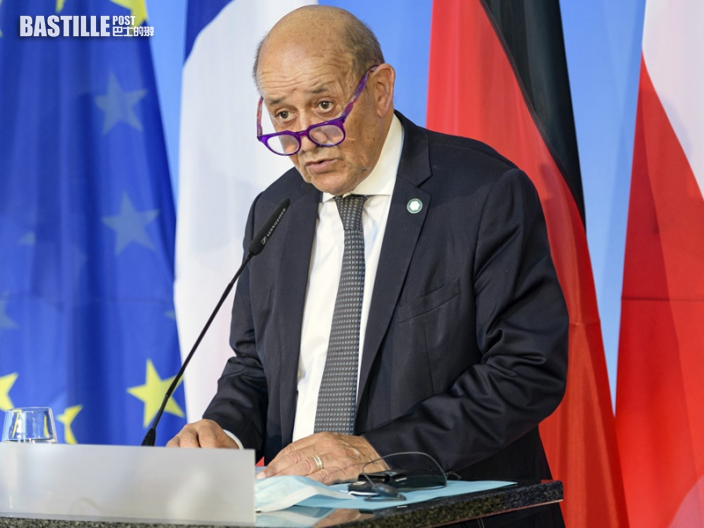 法國就潛艇合約風波 批美澳失信關係正陷嚴重危機