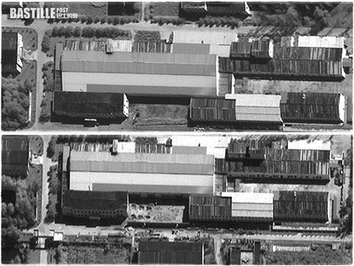美國智庫衛星圖片顯示 北韓正擴建寧邊核設施