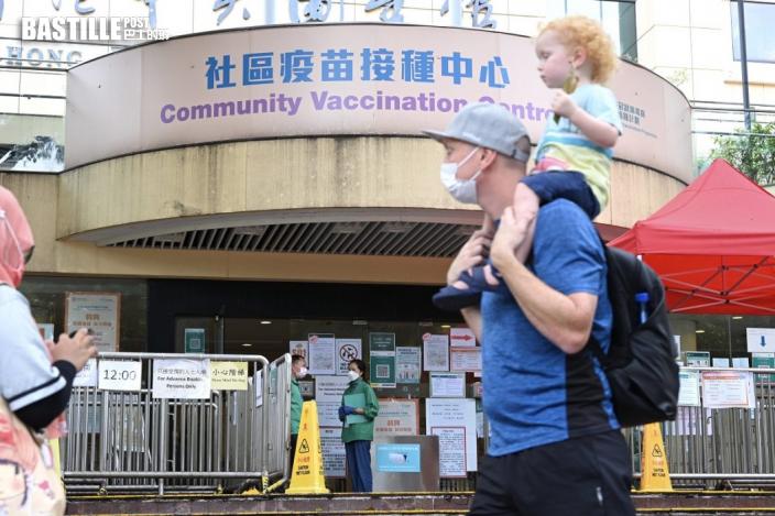 增2.3萬人打針 440萬人已打首劑疫苗