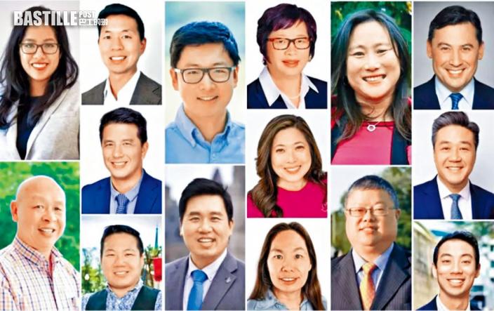 中加緊張疫情歧視 華裔參選人數減半