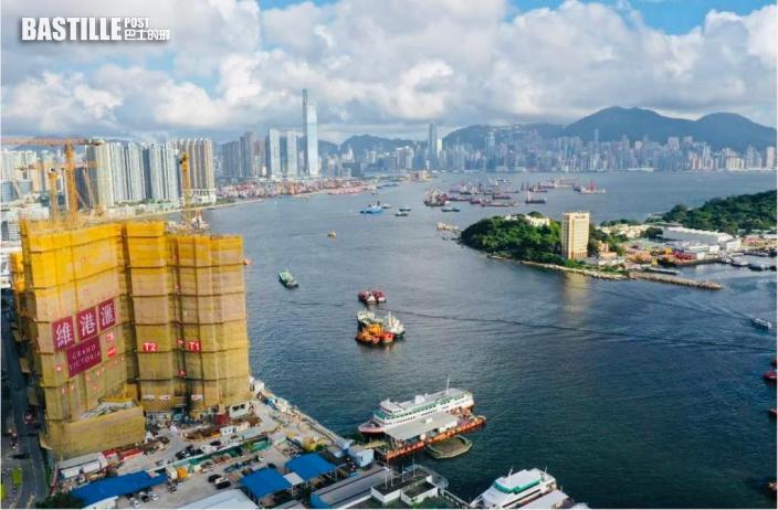 維港滙連沽2伙 最高呎價逾2.7萬