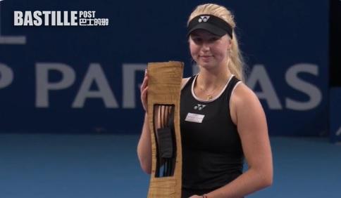網球 十八歲小將卡拉杜辛 盧森堡網賽稱后