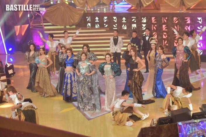 TVB黃金時段兩線劇《我家無難事》《把關者們》  首播周收視不俗