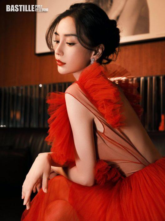 楊穎大露背亮相北京電影節搶Fo  周冬雨欠睇頭佟麗婭散發仙氣