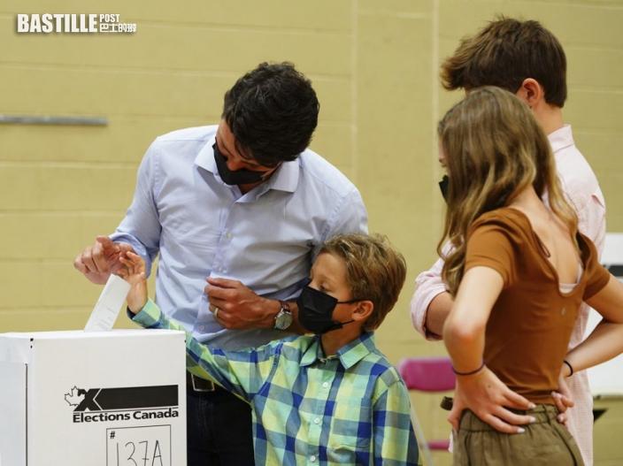 加拿大大選|在野保守黨承認落敗 杜魯多保住總理地位