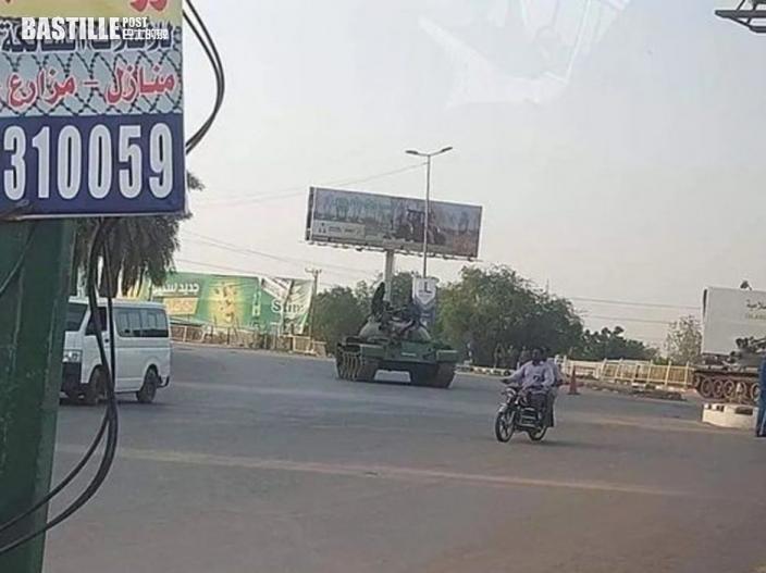 蘇丹政變失敗 軍方成功阻止叛亂份子佔領國家廣播電台