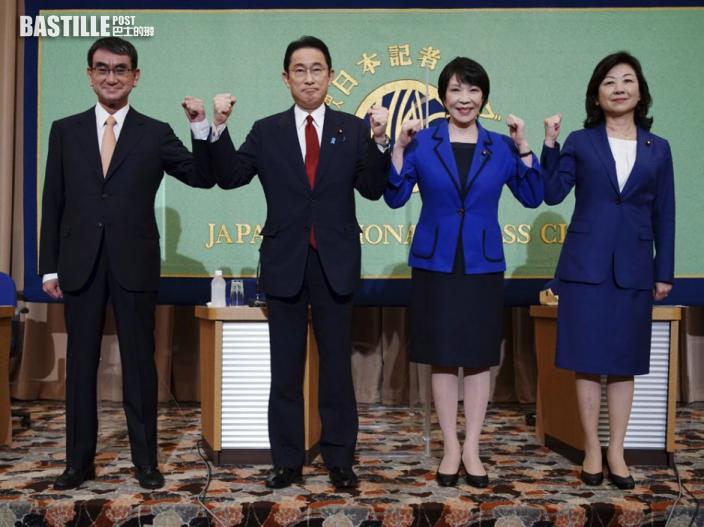 日本下月4日召開臨時國會推選新首相