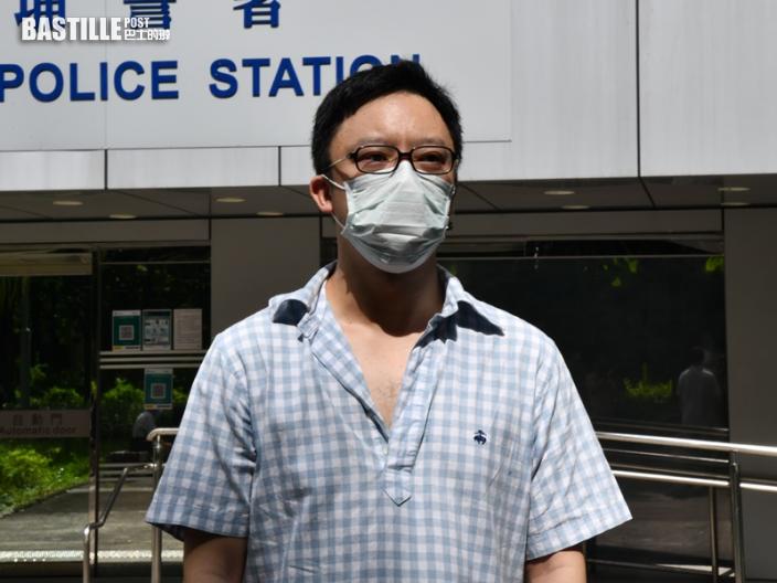 鍾健平被控組織及參與非法集結 押下月區院答辯