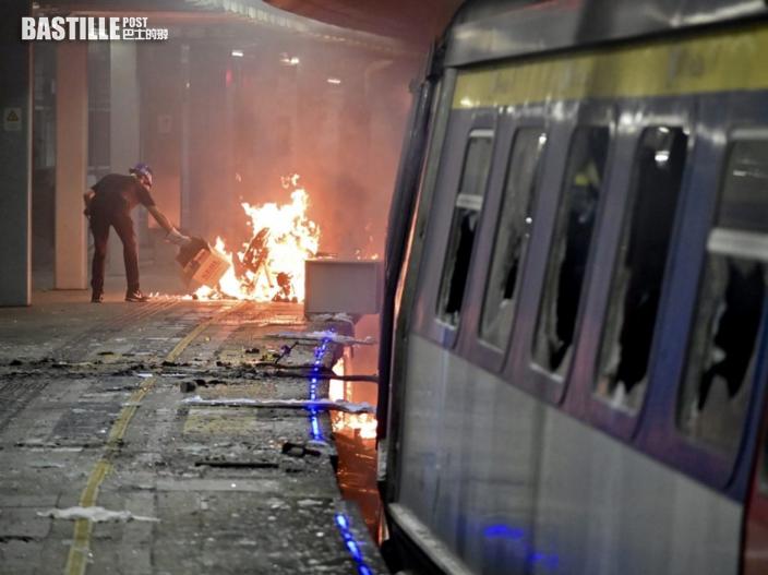 消息指警方國安處目標擴公共機構 鎖定醫管局及港鐵