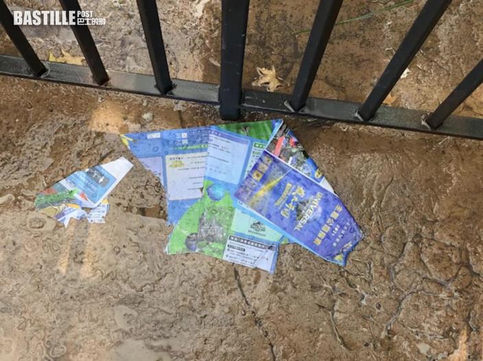 北京環球影城被批垃圾桶太少 開園僅3小時遍地垃圾