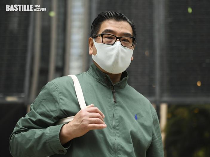 7.1非法集結案 陳榮泰擬否認控罪 排期明年6月審