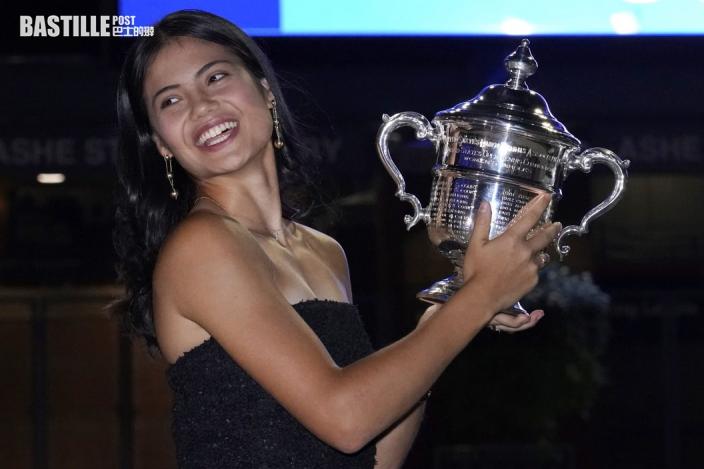 網球|拉杜簡露榮升新寵 梅利不敢恃老教路