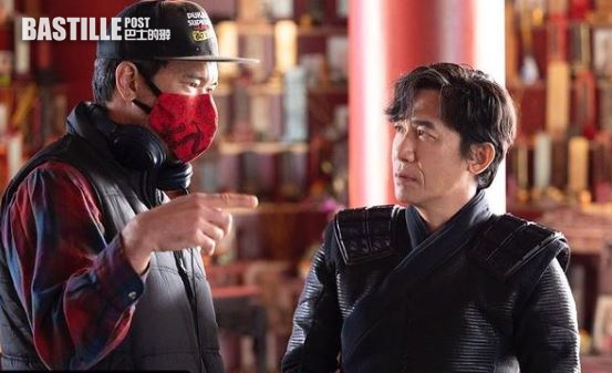 梁朝偉孭飛《尚氣》上映三周 票房勁收近5千萬成香港冠軍