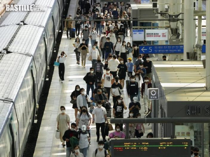 南韓增1,729宗個案再多4死 憂中秋假期後疫情惡化