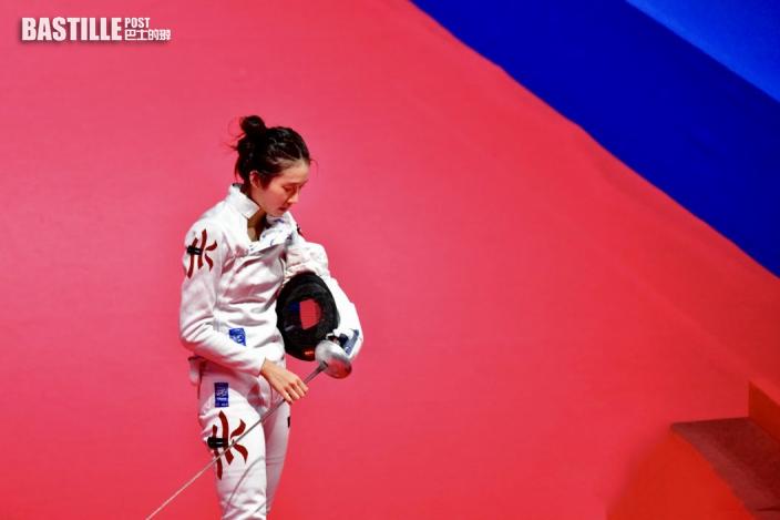全運會|港隊江旻憓女子重劍擊敗孫一文奪得銅牌