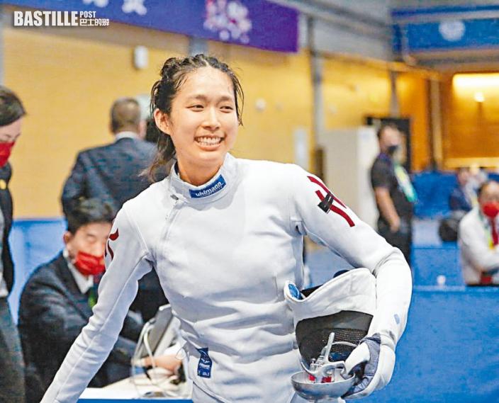 江旻憓挫奧運冠軍奪銅