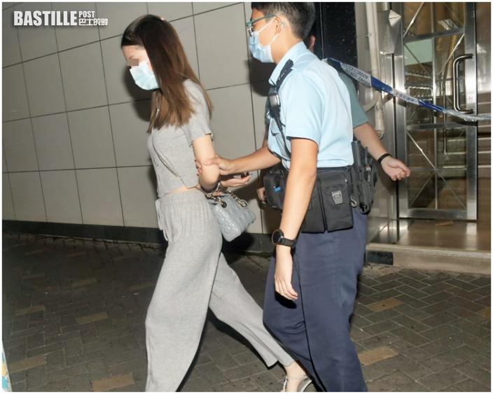 葵涌23歲通緝犯中秋夜墮斃 警搗毒窟檢百萬元貨拘3女子