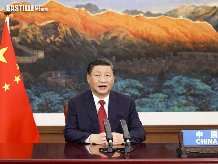 習近平:中國今年對外提供20億劑疫苗