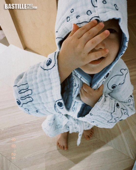 林宥嘉兒子想再多一個妹妹 丁文琪:連假四天的疲勞全消