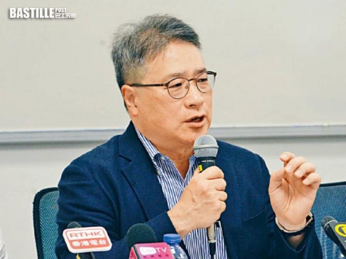 指不參選立會等同失去功能 李華明:民主黨若棄選應解散